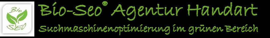 Bio-Seo® Agentur Handart - Suchmaschinenoptimierung im grünen Bereich