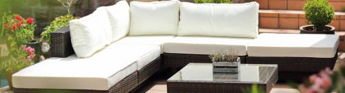 Polyrattan-Möbel von essella